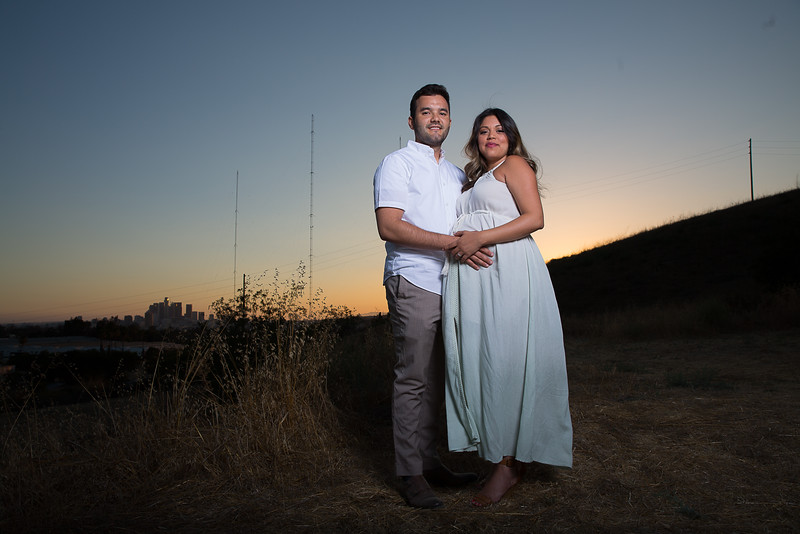 Kevin & Vannesa Maternity Pictures