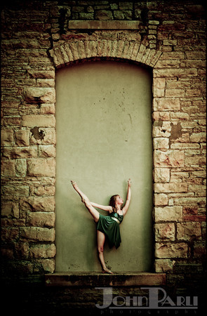 Child Girl's Dance Photos Headshots