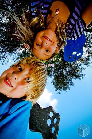 Fairies at Blue Park