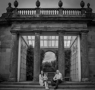 Kieren Will Liam at Chatsworth House -22