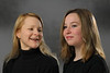 Portrait session for Kiley and Amy McCormick
