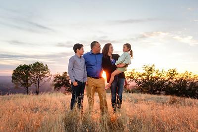 Kimberly and Joe's family
