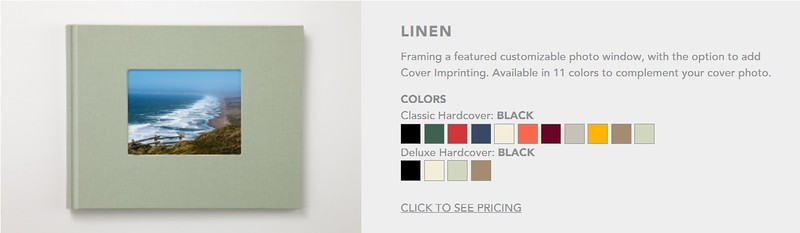 Covers linen