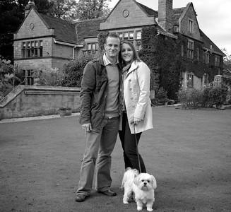Engagement shoot, pre wedding shoot, Derbyshire