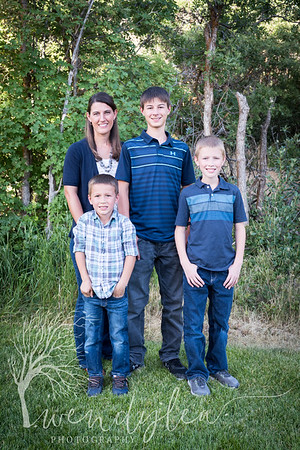 wlc Krista's Family  1182018