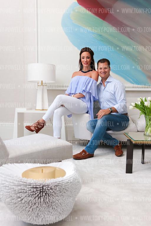 Kristin & John Cecchi for Architectural Digest