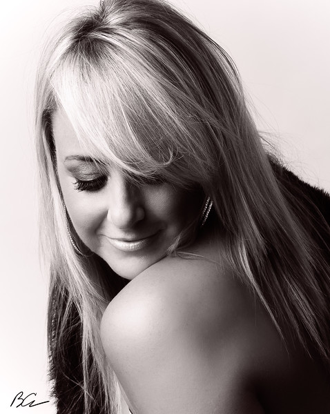 ~Kristin~<br /> <br /> Hair by Joseph Kellner; Makeup Artistry by Briana Williams