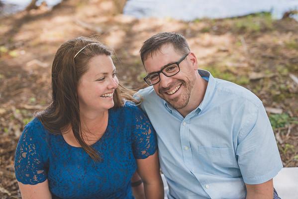 Kristina + Eric = Engaged