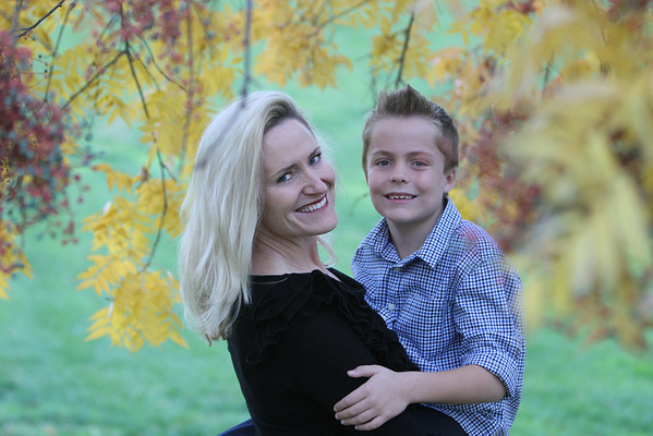 Kristine and Corbin 2012