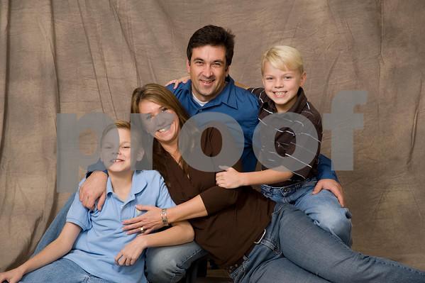 Kuvshinikov Family