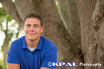Kyle Griffitts Sr 2013-15