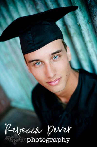Kyle Hayden . Senior