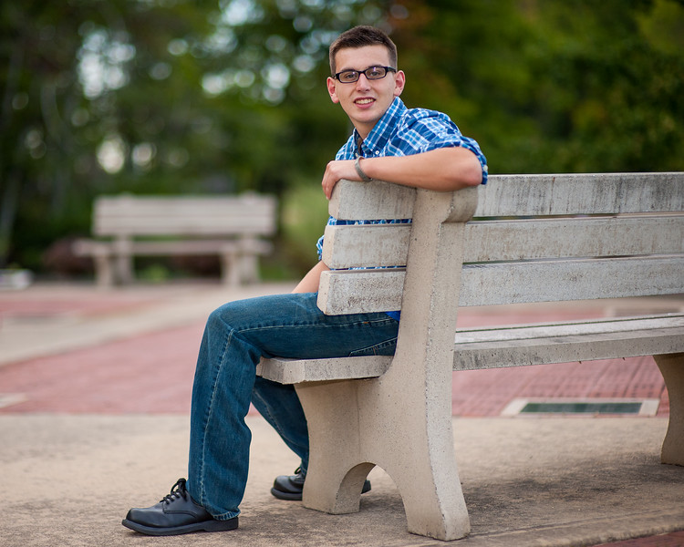 Kyle Portraits