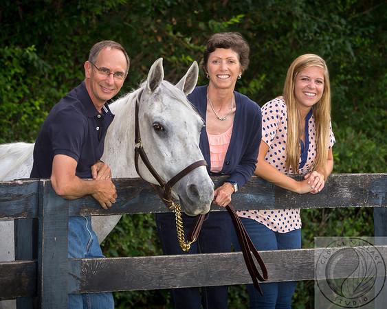 Linda, Jim, Erin and Story Ritterbusch 8 10 2013