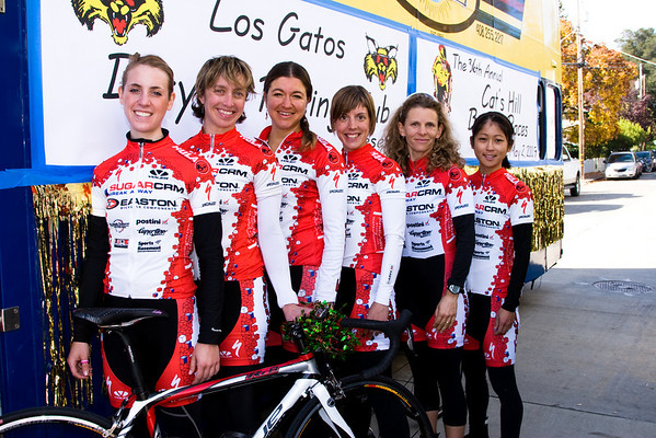 LGBRC Women December 2008