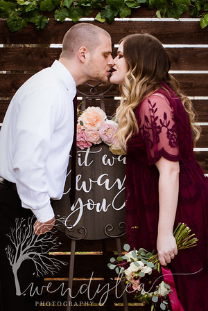 wlc Lara and Ty Wedding day1482019