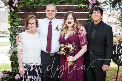 wlc Lara and Ty Wedding day1702019