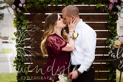 wlc Lara and Ty Wedding day1312019