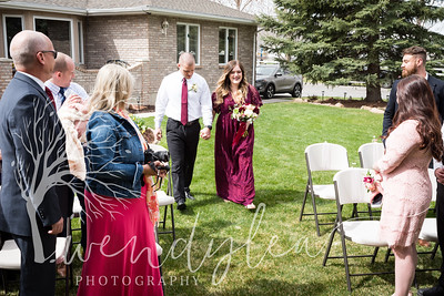 wlc Lara and Ty Wedding day232019