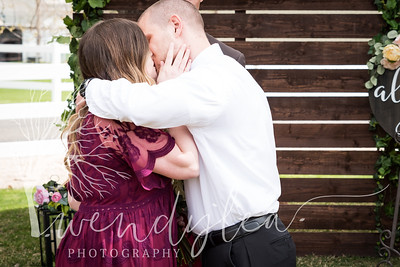 wlc Lara and Ty Wedding day672019