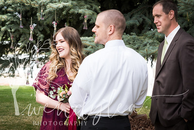 wlc Lara and Ty Wedding day412019