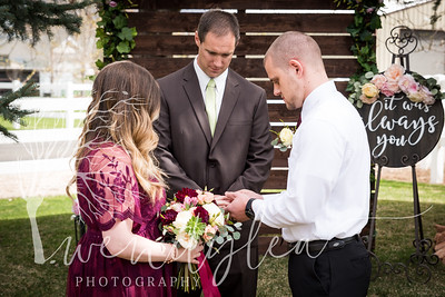 wlc Lara and Ty Wedding day622019