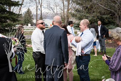 wlc Lara and Ty Wedding day982019