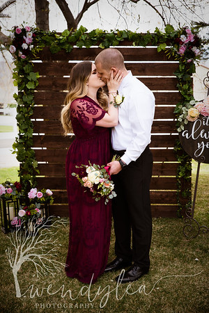 wlc Lara and Ty Wedding day1362019