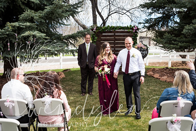 wlc Lara and Ty Wedding day822019