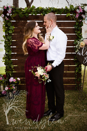 wlc Lara and Ty Wedding day1272019