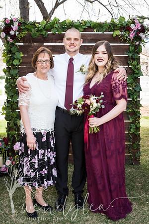 wlc Lara and Ty Wedding day1662019