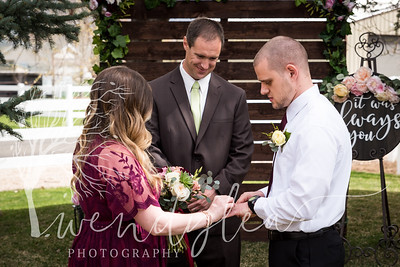 wlc Lara and Ty Wedding day602019