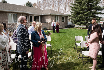 wlc Lara and Ty Wedding day212019