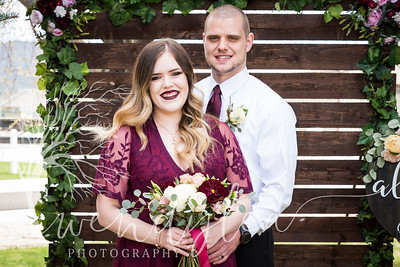 wlc Lara and Ty Wedding day1402019