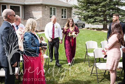 wlc Lara and Ty Wedding day242019