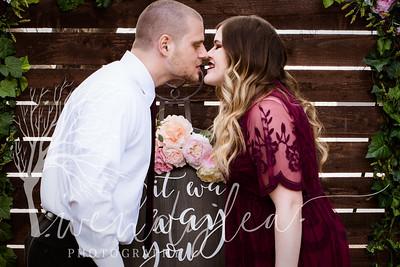 wlc Lara and Ty Wedding day1512019