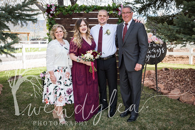 wlc Lara and Ty Wedding day1902019