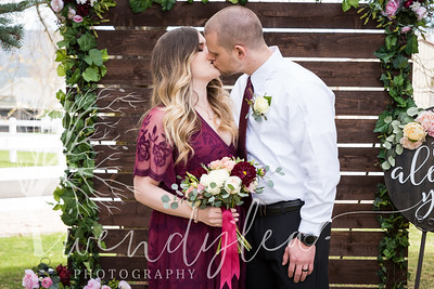 wlc Lara and Ty Wedding day1212019
