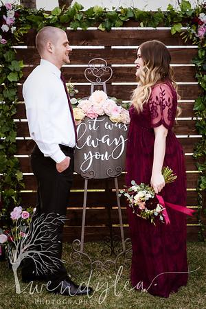 wlc Lara and Ty Wedding day1422019