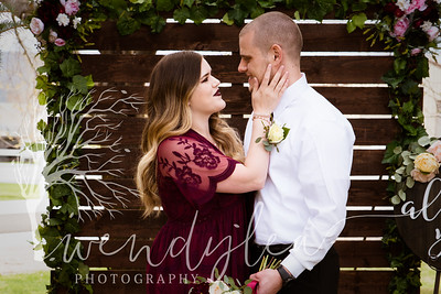 wlc Lara and Ty Wedding day1282019