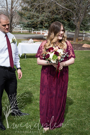 wlc Lara and Ty Wedding day942019