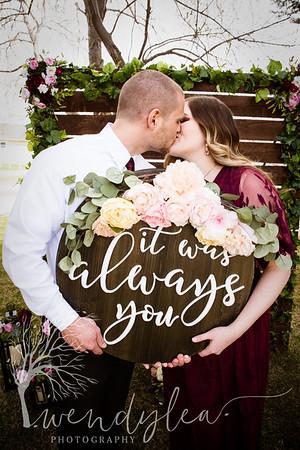 wlc Lara and Ty Wedding day1602019