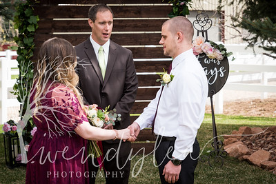 wlc Lara and Ty Wedding day492019