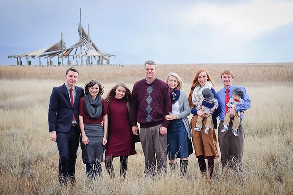 Larsen Family November 2015