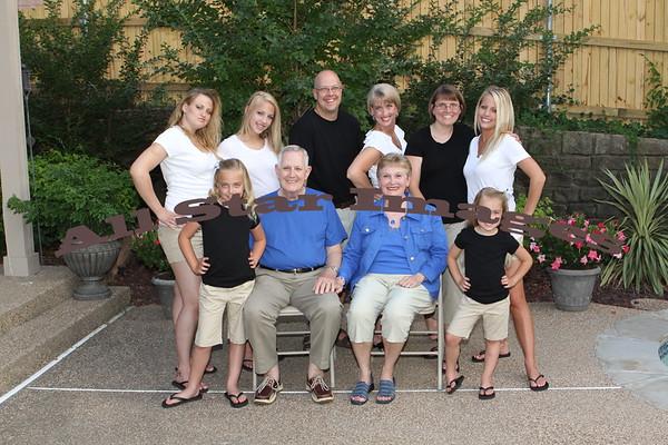 Larson Family Portrait