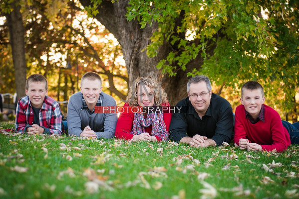 Laufenburg Family 10-22-16