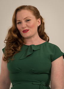 Laura Green Dress