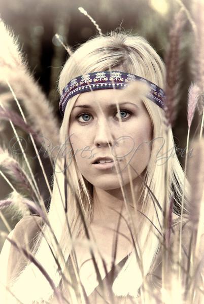 Lauren 002 - tinted chiffon