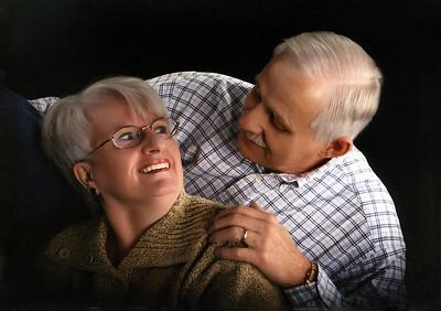 Leah and Gary