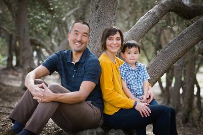Lee Family 2016